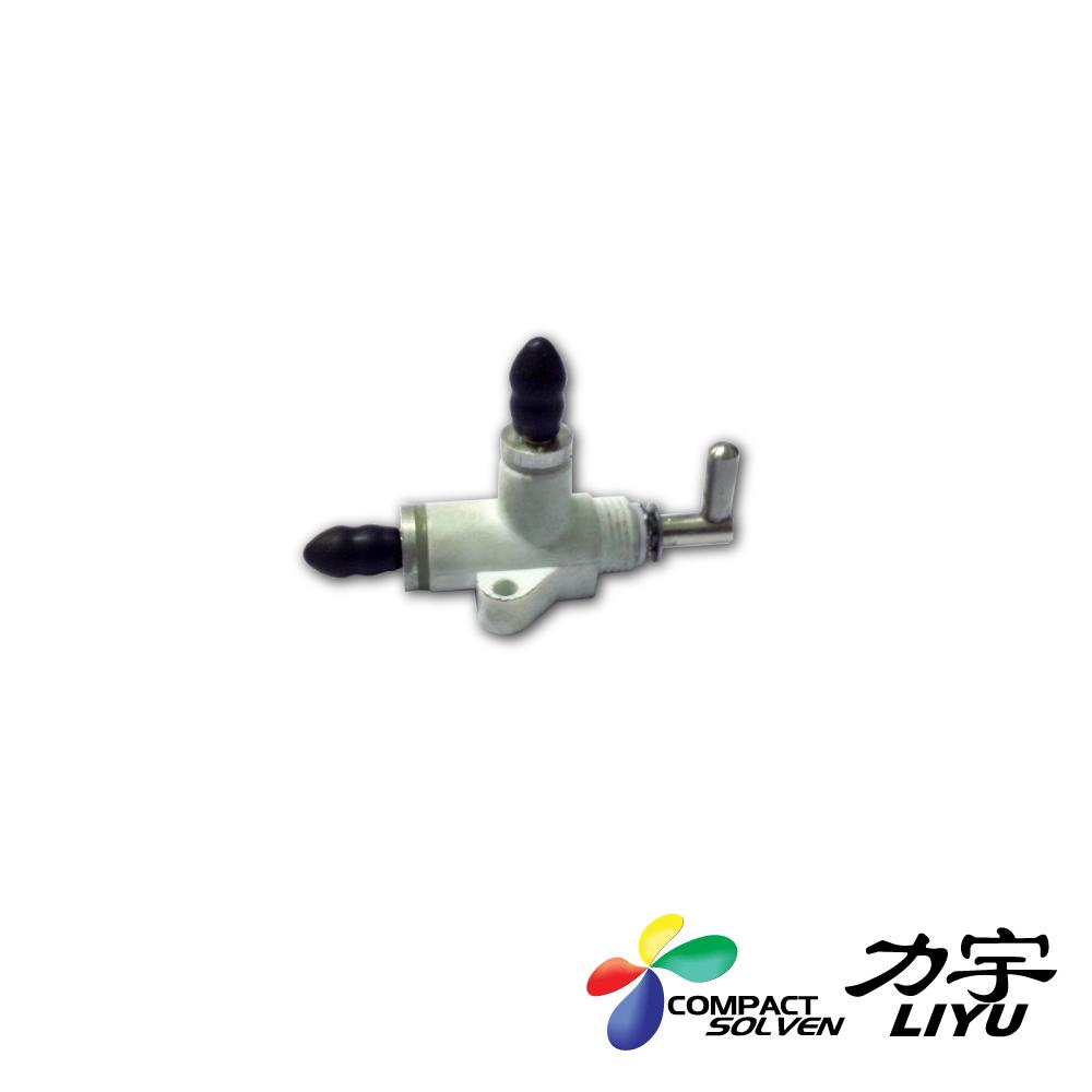 Válvula de limpeza PTP/PK/POP
