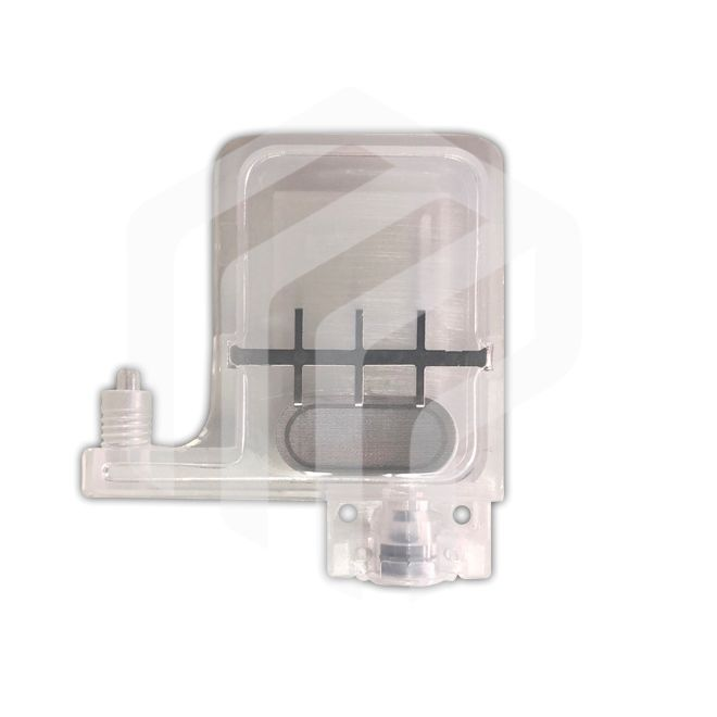Big Damper Square DX5 TRANSPARENTE
