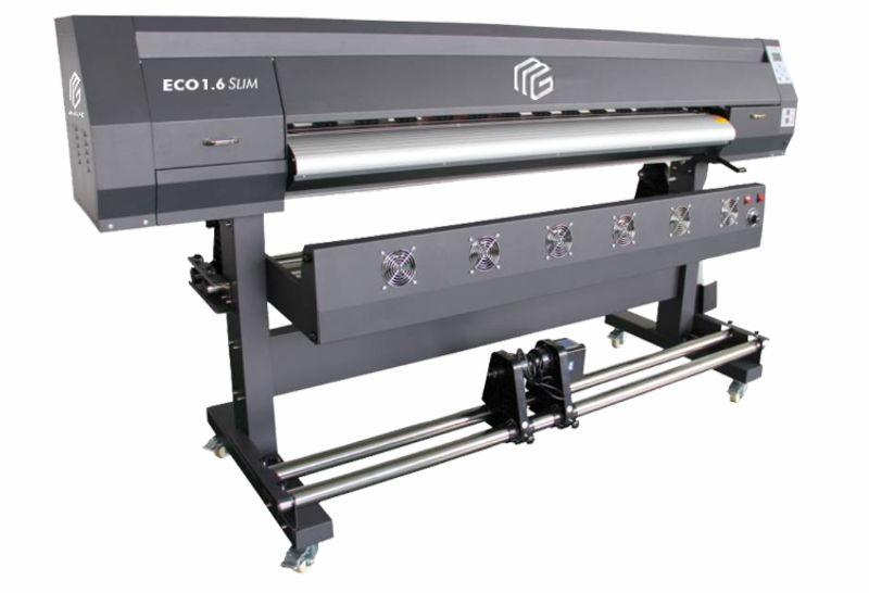 Impressora Eco Solvente DX9 ( XP600) ECO SLIM 1.6