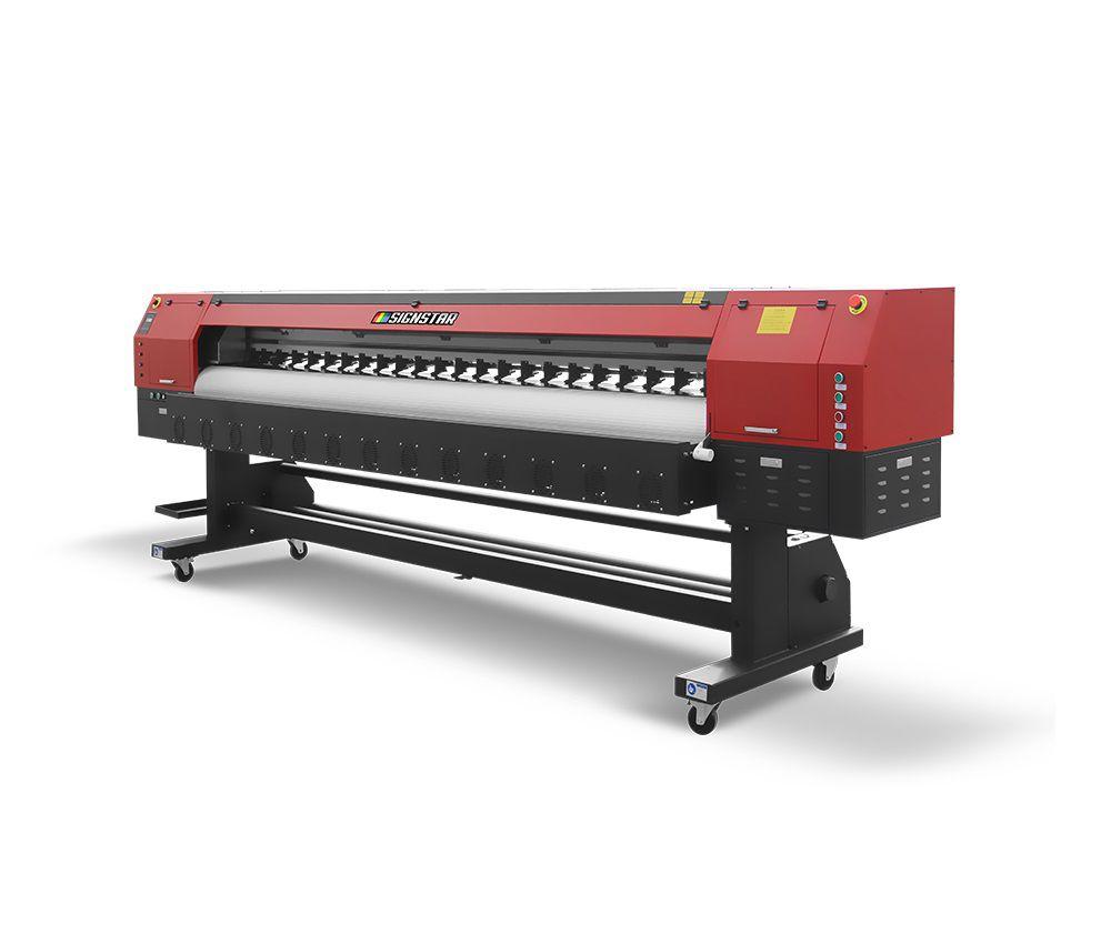 Impressora Eco Solvente WIDE 3202 XP600