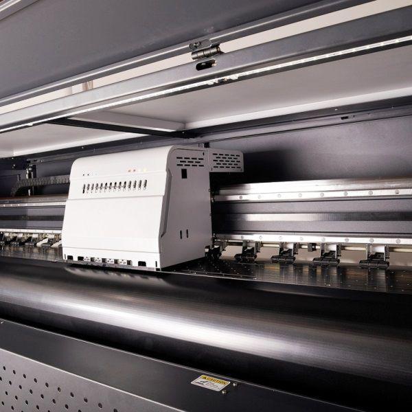 Impressora Solvente Konica 1024 13pL GrandSPEED - Série Platinum  - Meu Plotter
