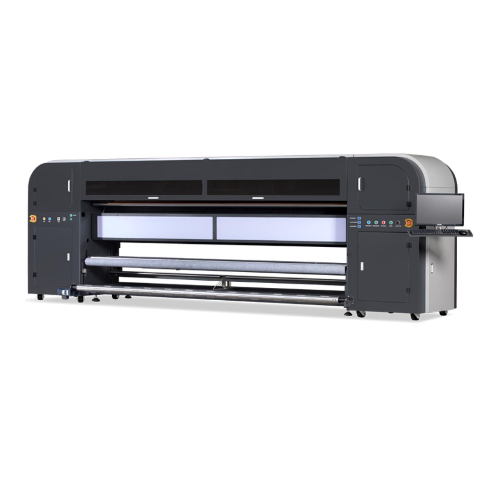 Impressora UV Rolo a Rolo GrandSPEED - Série Platinum