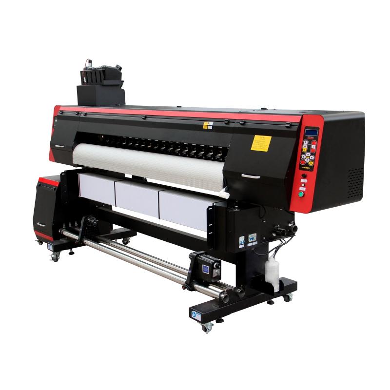 Impressora UV Rolo a Rolo - Signstar