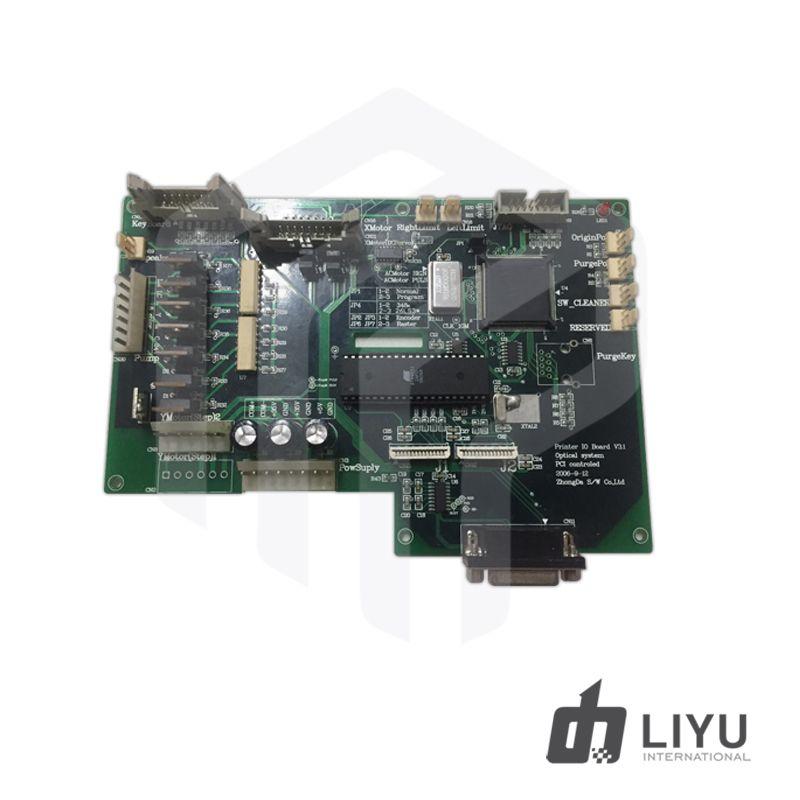 Placa I/O PCB PY 3.0