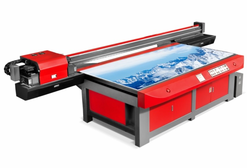 PLOTTER DIGITAL FINEFLAT UV CURABLE KM6