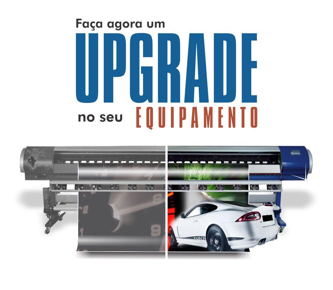 UPGRADE de Técnologia
