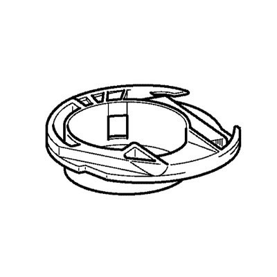 Caixa de Bobina Brother PE 770 - PE 450 - NQ1400e - PE 810L -BP 2100 - XD1855551