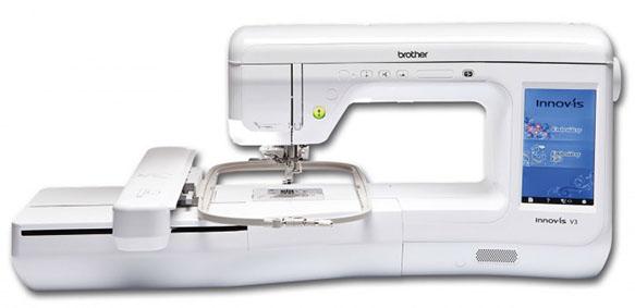 Máquina de Bordar BROTHER BP 2100