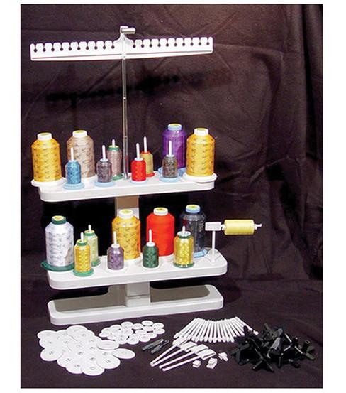 Porta Fio 20 Cones para máquinas domésticas