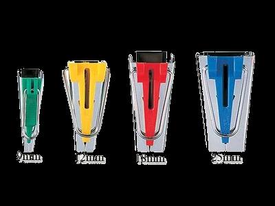 Kit Faz viés + calcador ajustável  - Milamak Máquinas e Equipamentos