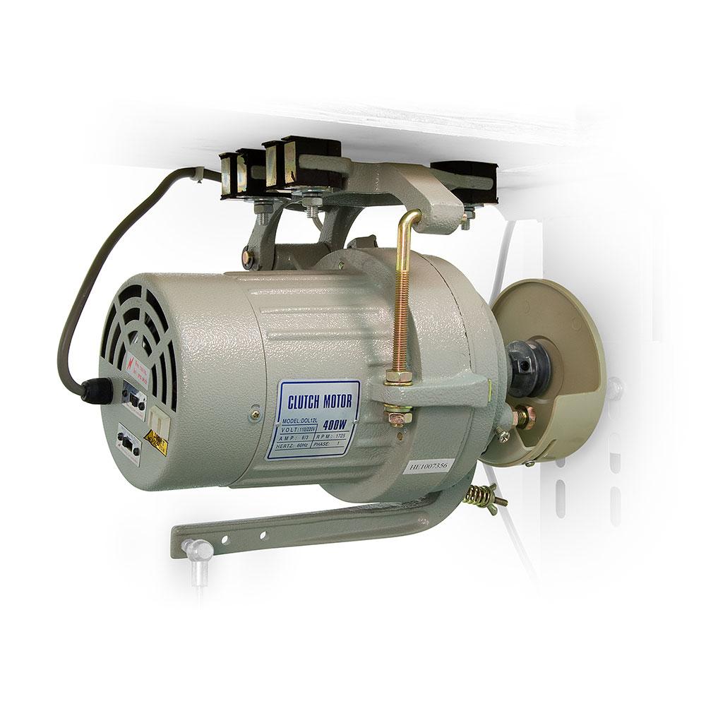 Motor FOX para Máquina de Costura Industrial FY-906 550 Watts