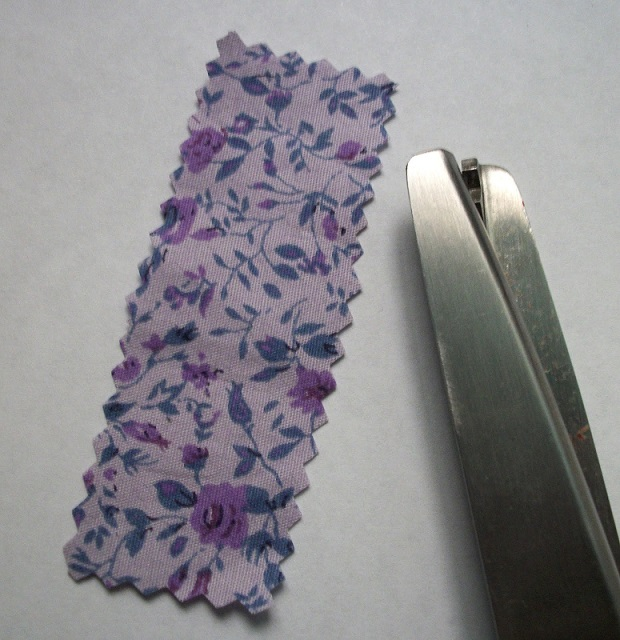 Tesoura de Picotar Tecidos Westpress 23 Cm.