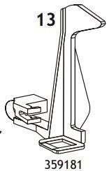 Calcador SINGER para Patchwork - Quilting Livre