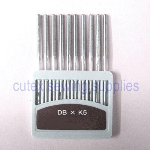 Agulha DBxK5 ORANGE para máquinas de bordar industriais
