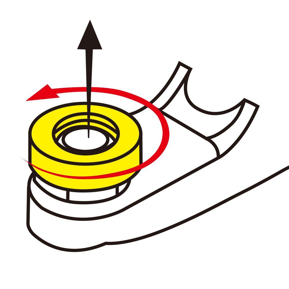 Alicate Tic Tac 2 em 1 - Prega Ilhós e Botão de Pressão - Westpress