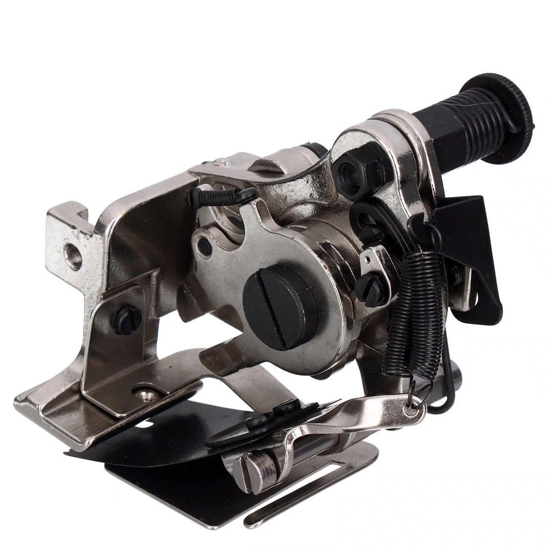 Aparelho Calcador Ruffler para Reta Industrial - para fazer pregas e franzidos em Maquina de Costura reta industrial