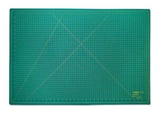 Base de corte Dupla face 60 x 90 cm para Patchwork e scrapbook - LANMAX