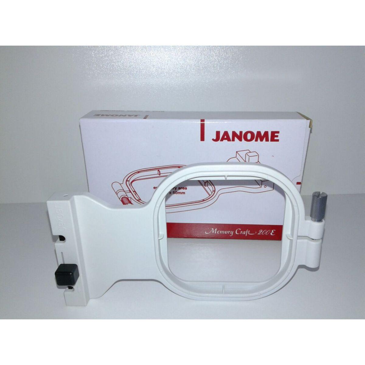 Bastidor de Bolso para JANOME MC200E - ELNA 8100