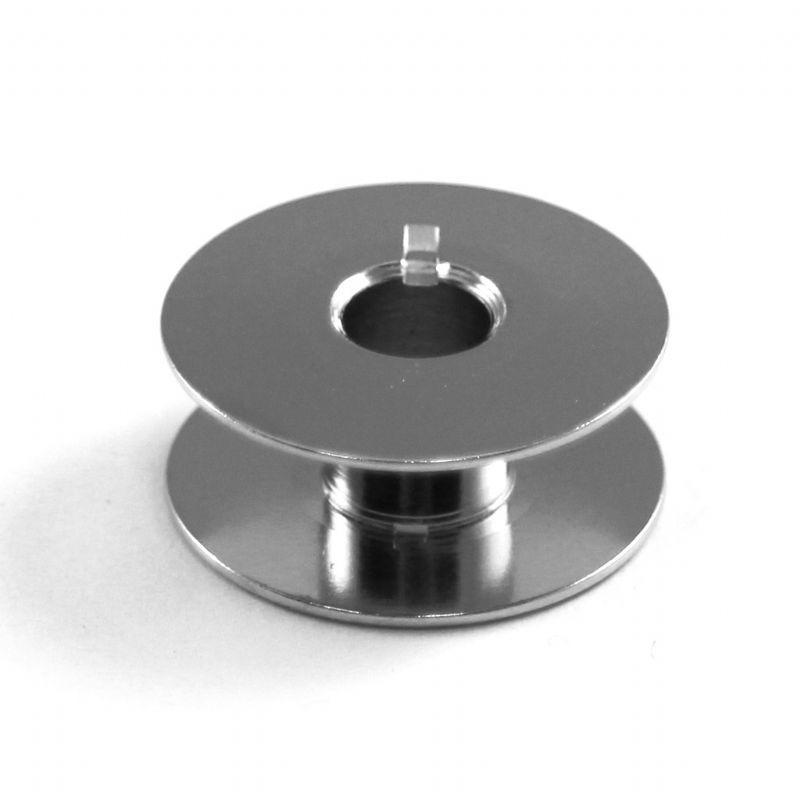 Bobinas de alumínio 55623S para Brother p/ PR 650, PR 1000 e Outros modelos- 10 Bobinas