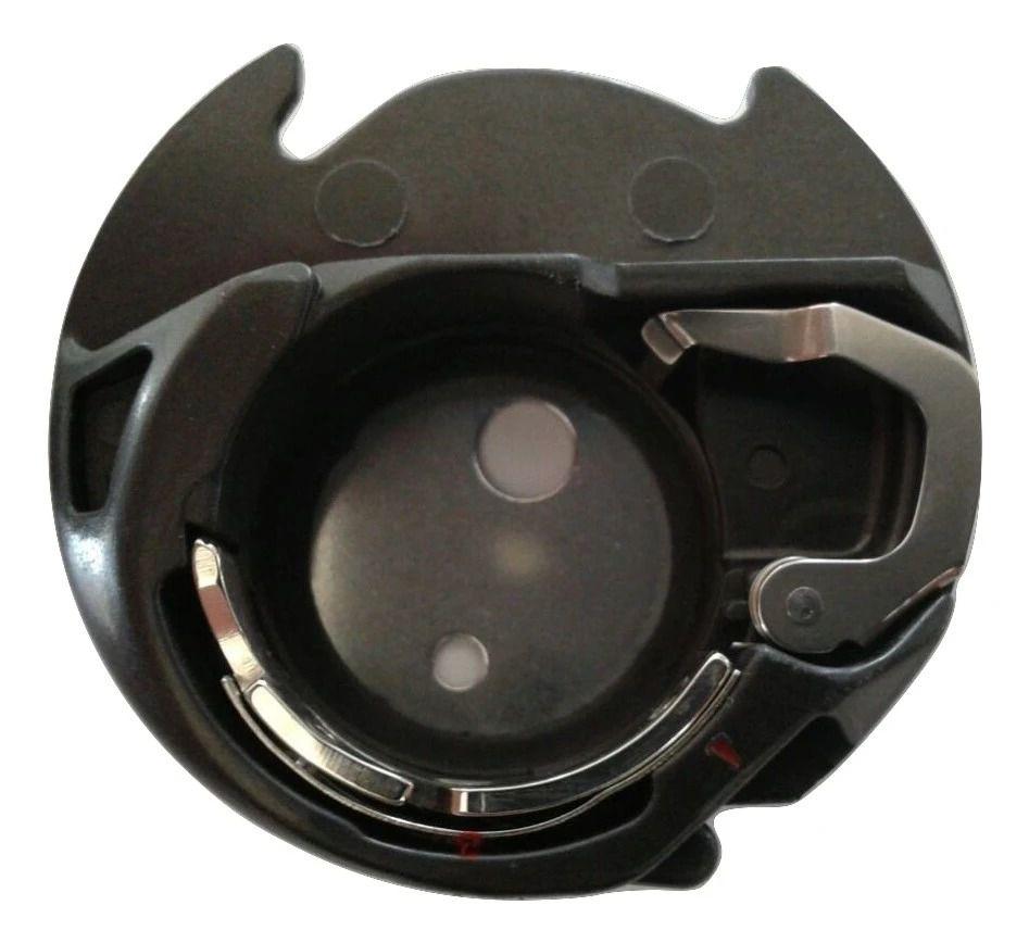 Caixa de Bobina para Máquina de Costura e Bordado  JANOME, BERNETTE, ELNA cod: 846652102, 395757-04, 846652504, 846652009