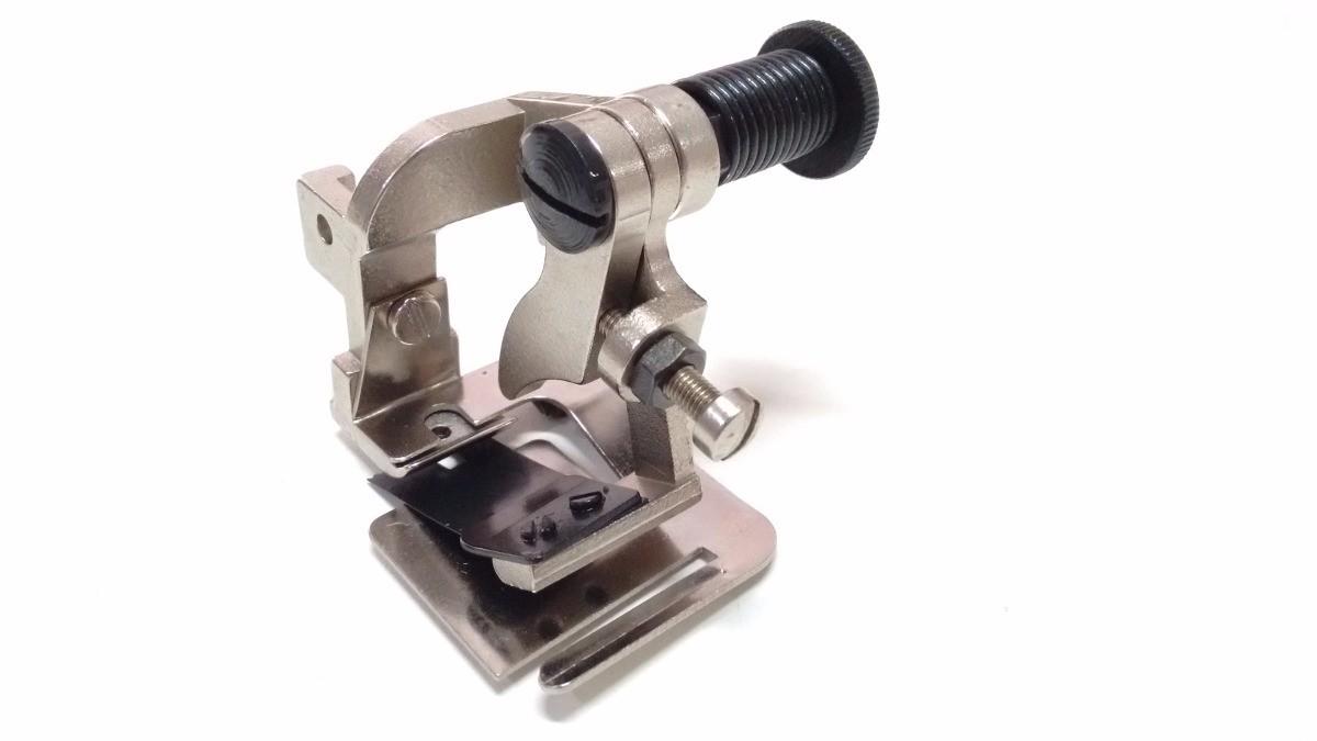 Calcador Ruffler para Reta Industrial - Faça Pregas, Franzidos e Fru-Frus em reta industrial