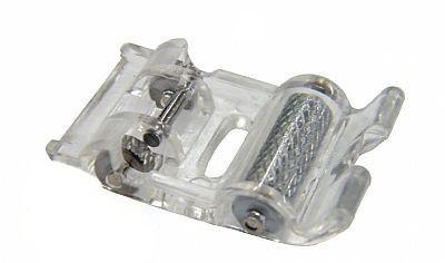Calcador / Sapata com Rolete deslizante para Couro e sintéticos