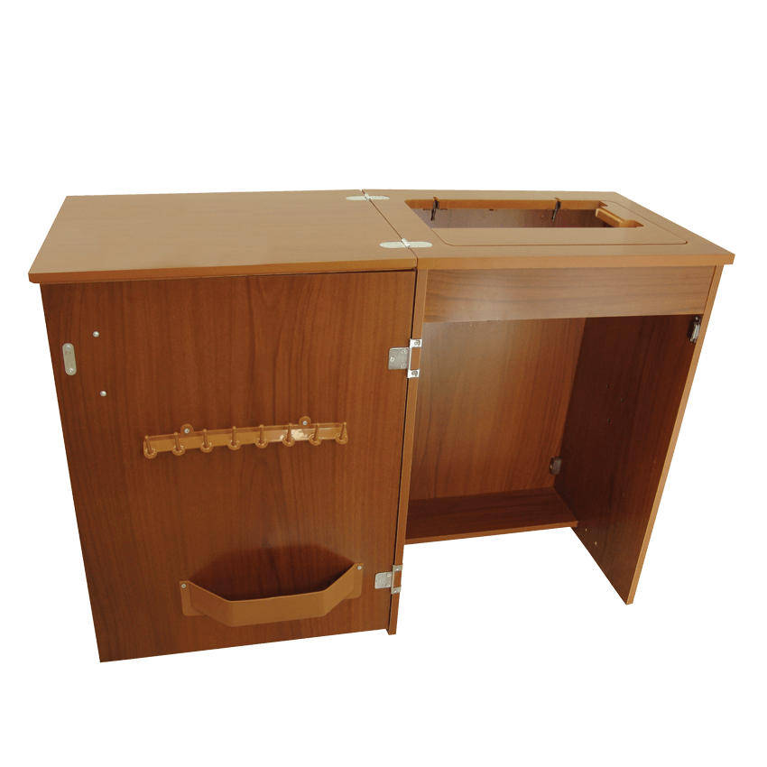 Gabinete para máquina de Costura SINGER e outros modelos.