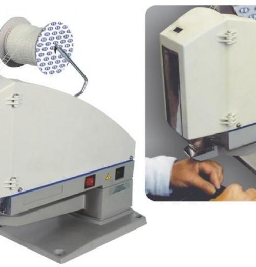 Máquina Aplicadora de Etiquetas em roupas - TAG - FAST PIN - Máquina automática