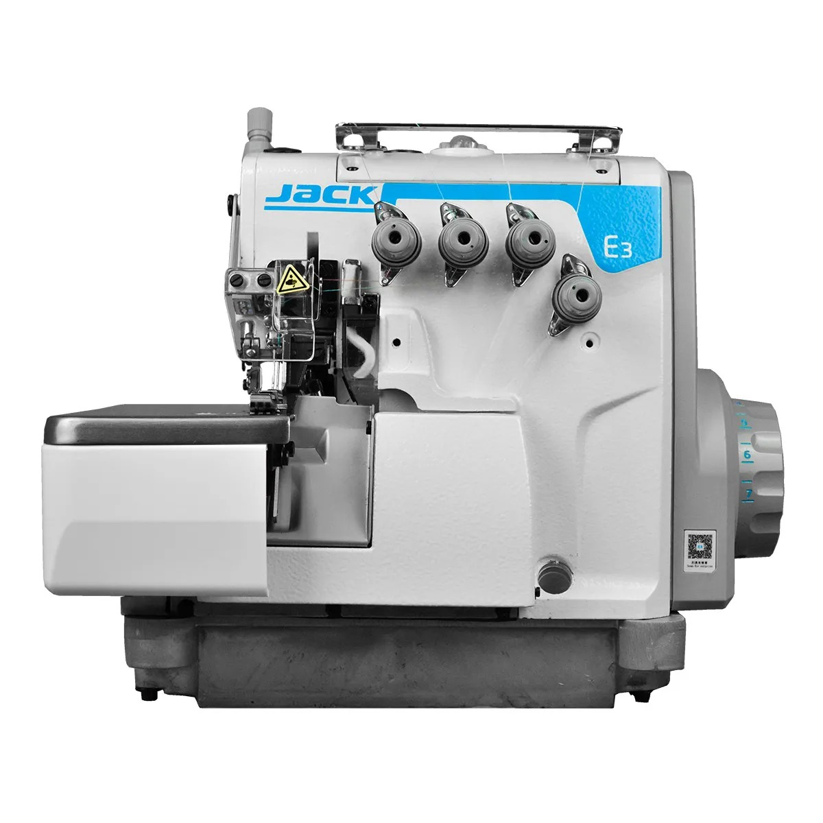 Máquina Costura Overloque JACK E-3 com motor Direct Drive