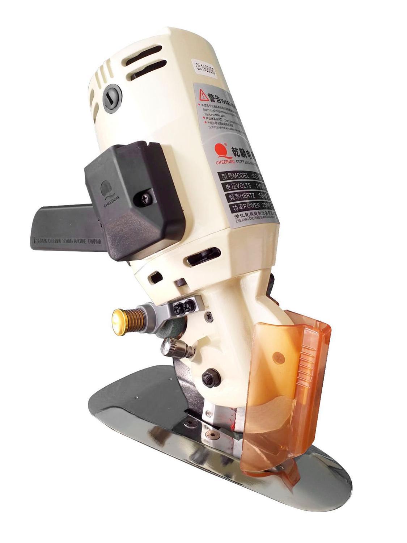 Máquina de Cortar Tecidos CHEERING com disco de 4 polegadas e potência de 250 Watts