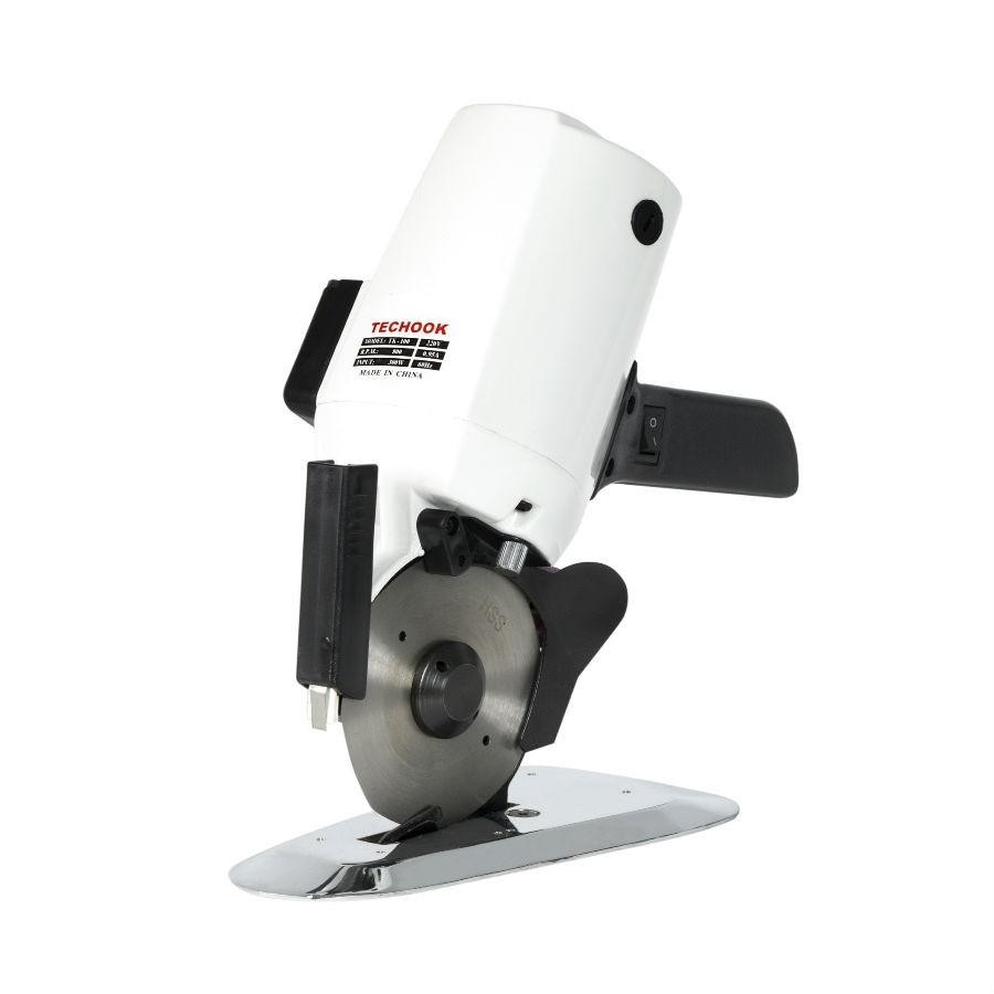 Máquina de Cortar Tecidos com disco de 4 Pol. 300 Watts-  TECHOOK