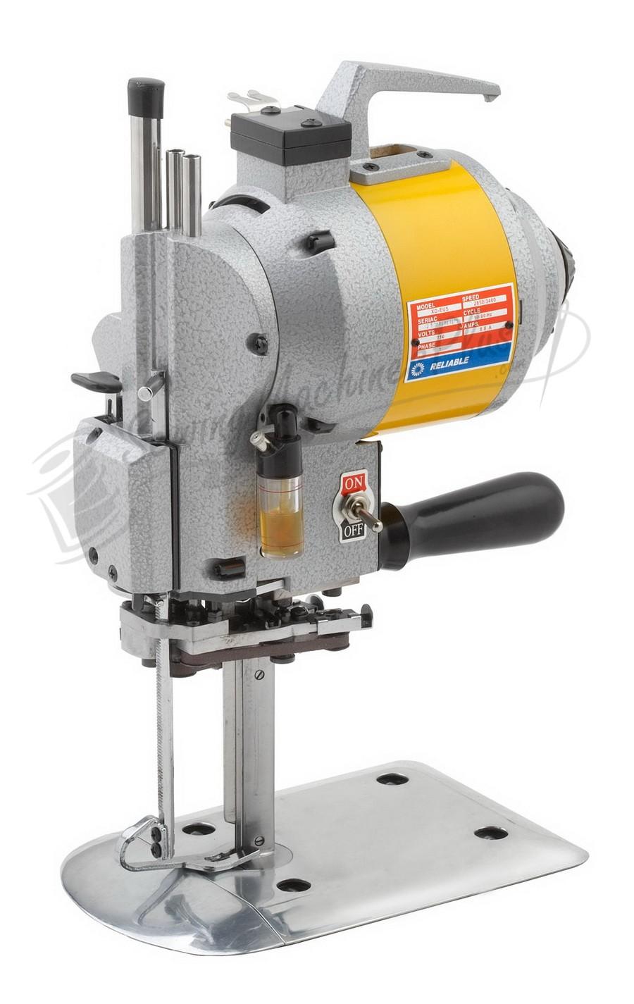 Máquina de Cortar Tecidos, Faca 5