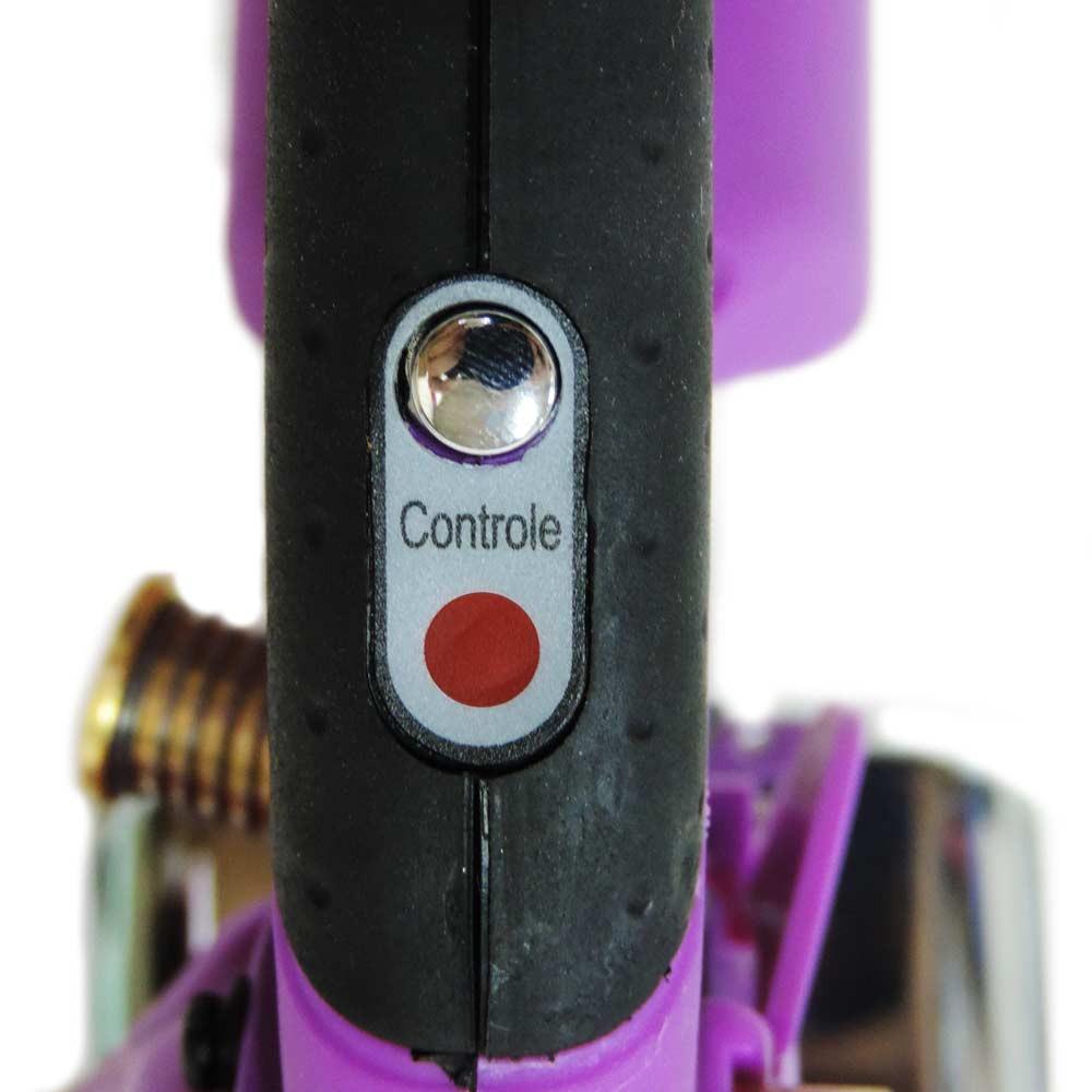 """Máquina de Corte Sem Fio com disco de 4"""" e motor Direct Drive WESTPRESS - Funciona com Bateria!"""