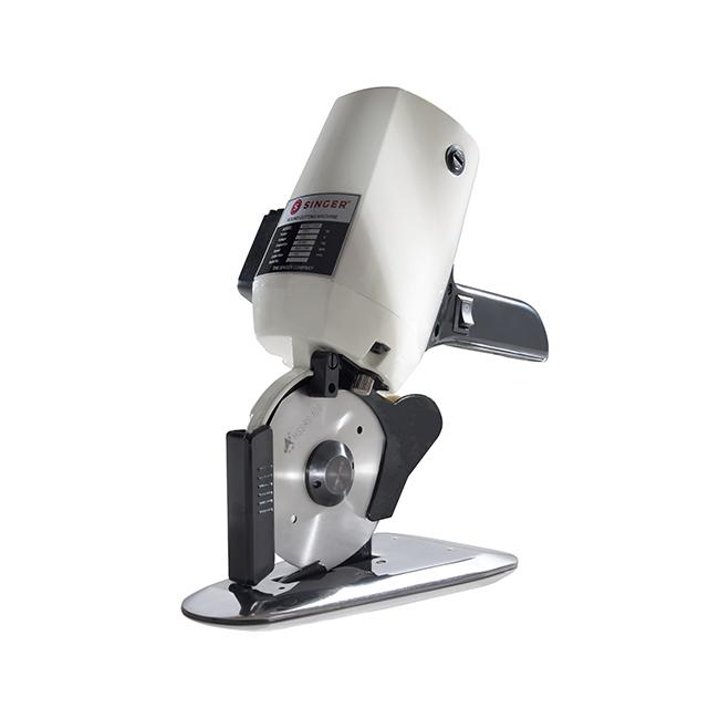 Máquina de Cortar Tecidos SINGER - Disco Octogonal 4