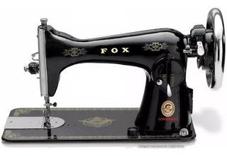 Máquina de Costura Doméstica Pretinha - Retro - mod. Antigo JA2-2