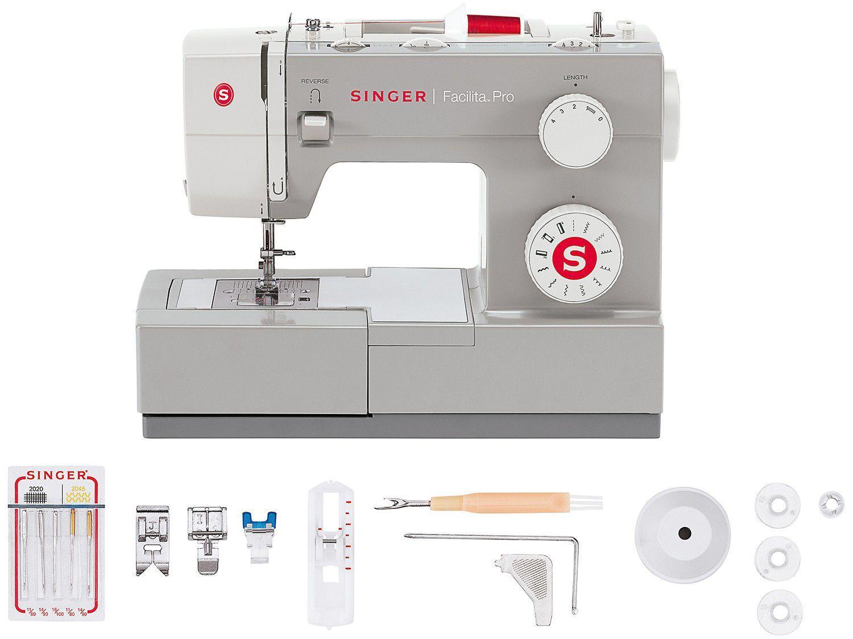 Máquina de Costura Doméstica Singer Facilita Pro 4411
