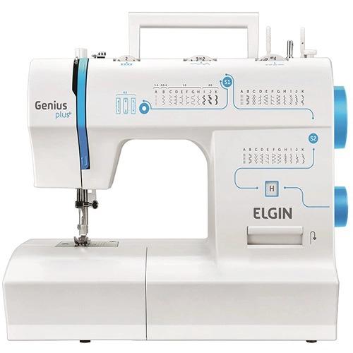 Máquina de Costura ELGIN JX4035 Genius Plus