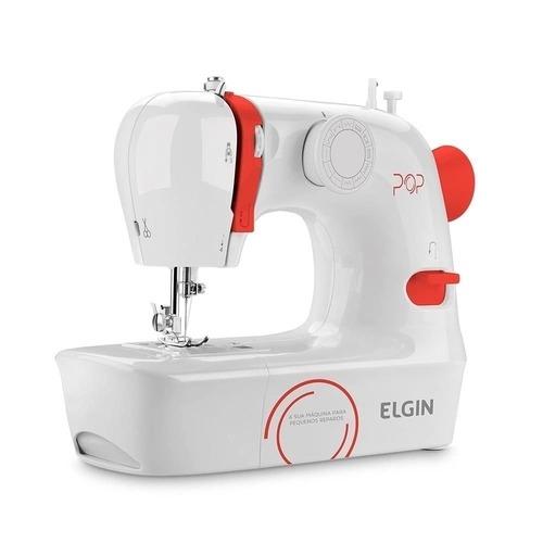 Máquina de Costura ELGIN POP com 9 Pontos - Portátil