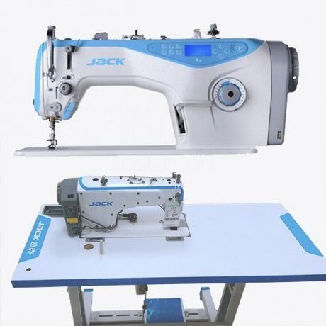 Máquina de Costura Industrial Reta JACK A4 - Eletrônica