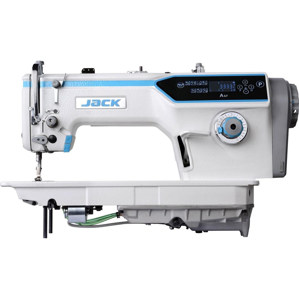 Máquina de Costura Industrial Reta JACK A4E - Eletrônica