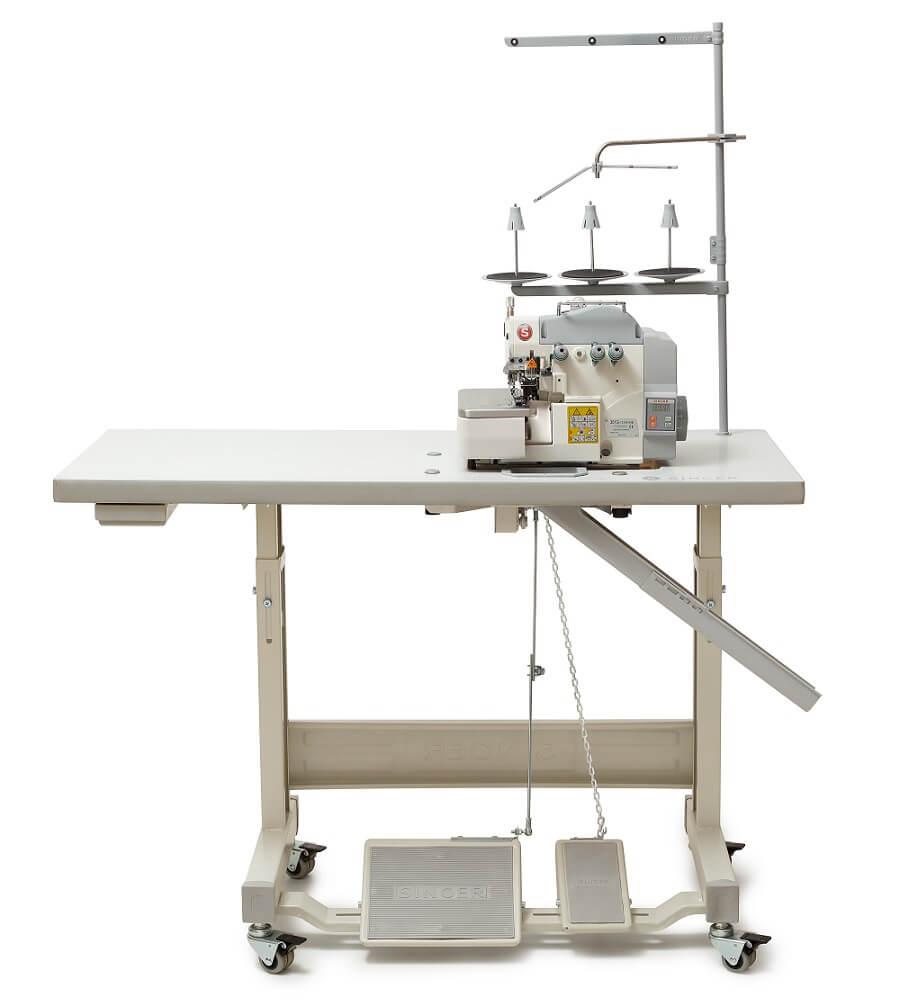 Máquina de Costura Interloque 5 Fios SINGER Eletrônica Bivolt 351G 251M