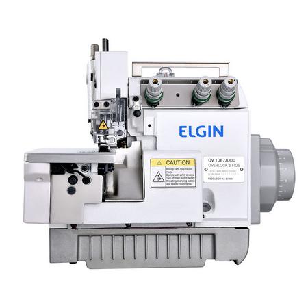 Máquina de Costura Overloque ELGIN com motor Direct Drive Bivolt