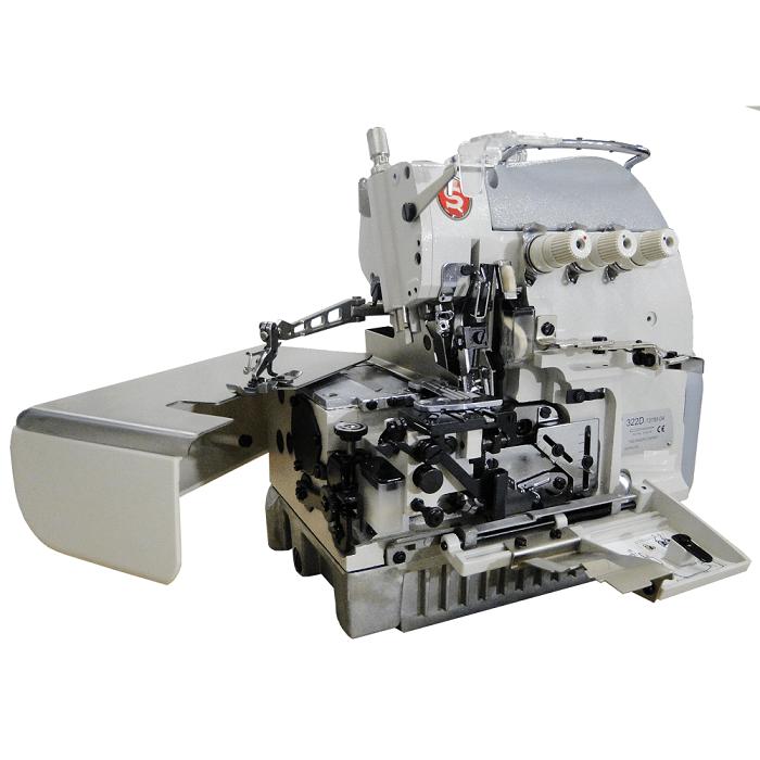 Máquina de Costura Overloque SINGER 321C - Usada