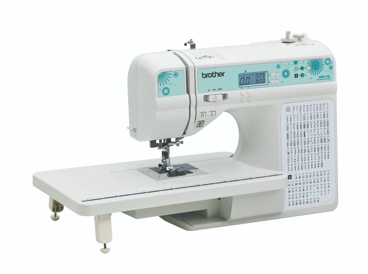 Máquina de Costura para Quilting e Patchwork Brother QB9110L