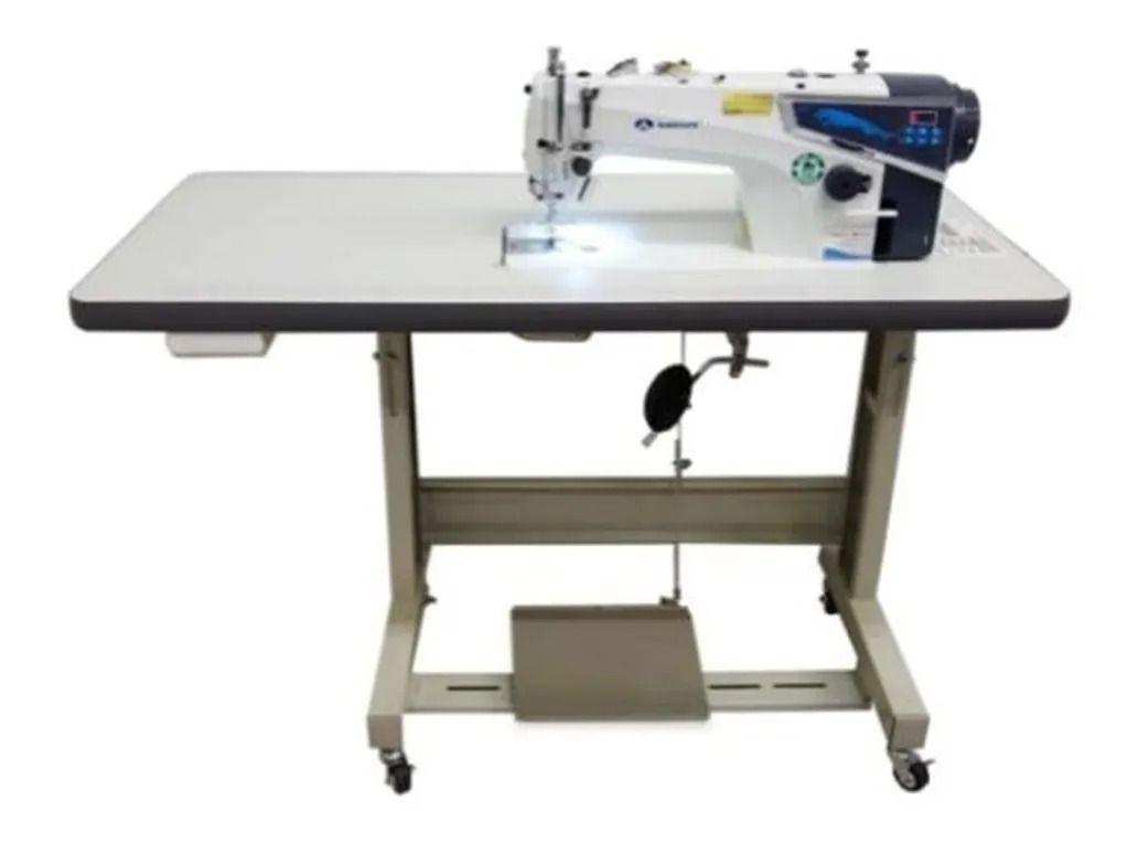 Máquina de costura Reta SANSEI - Direct Drive SA-MQ2 com corte de Linha