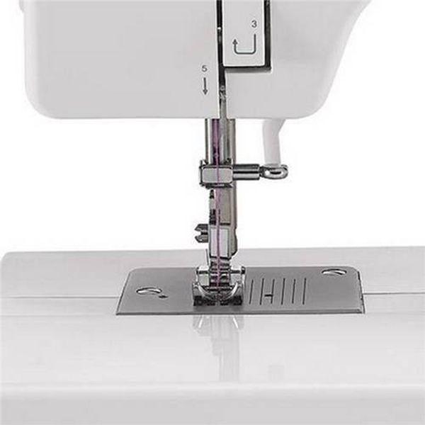 Máquina de Costura SINGER Promise 1412 - 11 pontos e 4 Caseados