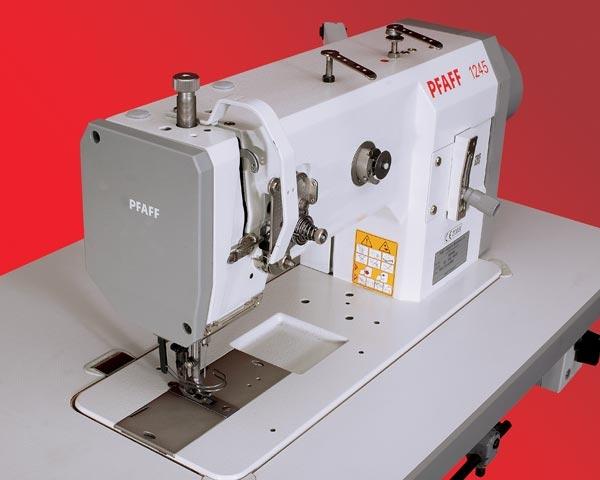 Máquina de Costura Transporte Triplo PFAFF 1245
