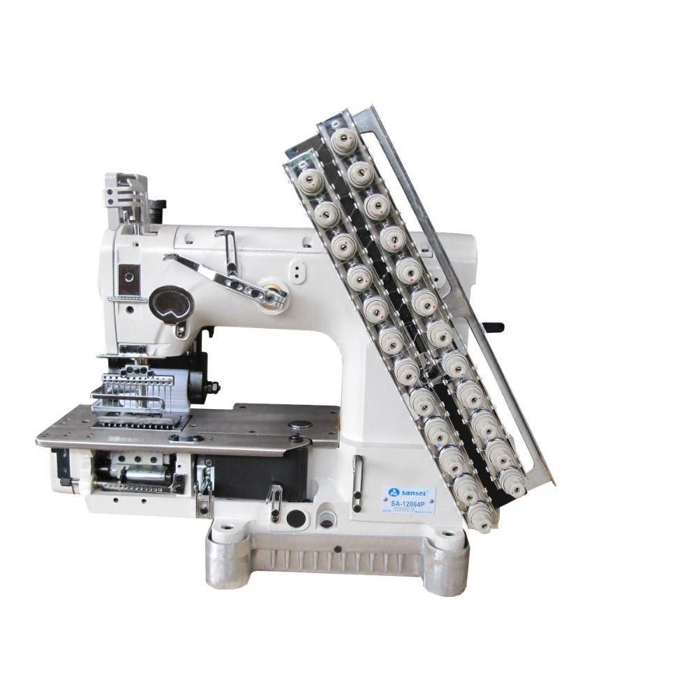 Máquina Elastiqueira 12 agulhas SANSEI SA-12064P BIVOLT
