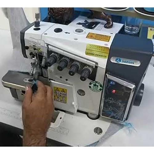 Máquina Overloque Ponto Cadeia 2 Agulhas Sansei  SA-MX-1