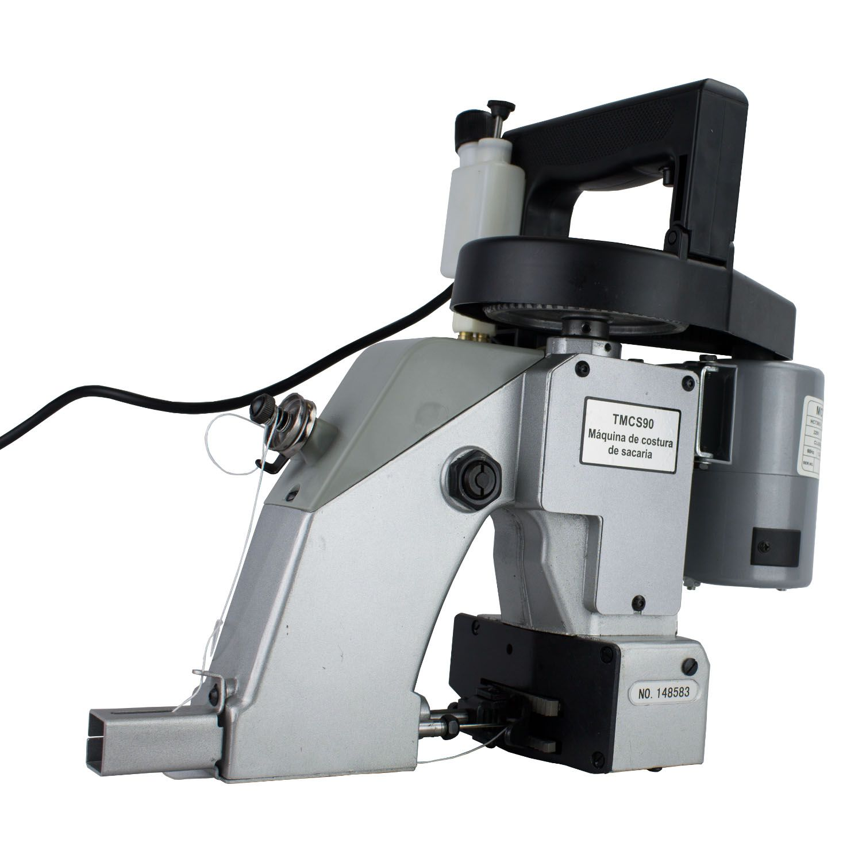 Máquina Para Costurar E Fechar Boca De Sacaria Silver Star